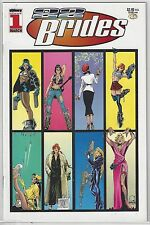 22 BRIDES #1 KEY 1st Appearance of PAINKILLER JANE Image Comics NM- (9.2)