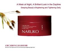 Naruko Raw Jobs Tears Pore Minimizing & Brightening Sleeping Mask Gelly 80g