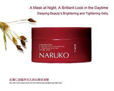 Naruko Raw Jobs Tears Pore Minimizing & Brightening Sleeping Mask Gelly 80g