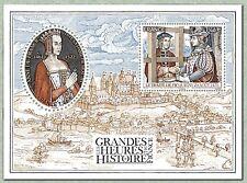 france 2017 Treaty Picquigny with ENGLAND Anne de France dame de Beaujeu ms2v