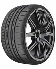 NEW 245/35ZR21 Federal 595 RPM 96W Performance Tire 245/35/21 595RPM 245 35 21XL