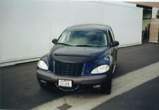 Colgan Front End Mask Bra 2pc. Fits Chrysler PT Cruiser 2006-2010 W/O License