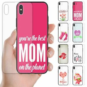 For OPPO Series - Mother's Day Theme Tempered Glass Back Case Mobile Phone #2