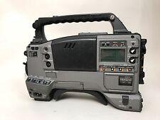 PANASONIC DVCPRO AJ-D610WAP Camera Camcorder 16:9