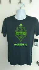 Seattle Sounders FC adidas Youth Large T-Shirt - Charcoal