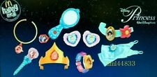2008 McDonalds Disney Princess MIP Complete Set - Lot of 8, Girls, 3+