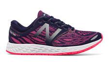 Womens New Balance WZANTBP3 Fresh Foam Zante V3 Running Shoes Dark Denim Pink