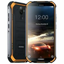 """DOOGEE S40 IP68 IP69K Rugged 5.5"""" Quad Core 3GB 32GB Android 9  4G Smartphone"""
