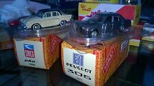 NOREV HACHETTE SIMCA PBO de 1960 Neuf sous coque + Boite NOREV