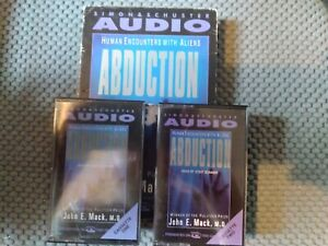 Abduction:  Human Encounters With Aliens By John E. Mack - Audio Book - 3 Hours