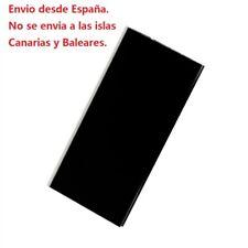 Batería Externa 20000mAh Cargador Portátil Móvil Power Bank Ultra Slim Negro