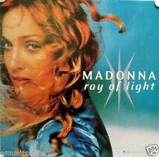 """Madonna """"Ray Of Light"""" Australian Promo Poster - Different Version Of Cover Art"""