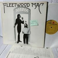 Fleetwood Mac Self Titled- Reprise MSK 2281 WB VG++ Win Rock Record LP