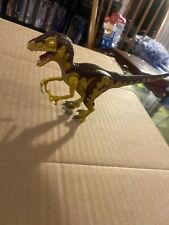 Jurassic Park 1993 Velociraptor Raptor Dinosaur Figure Kenner very Rare !
