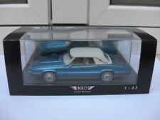 maqueta de coche 1:43 neo scale models Mercury Turnpike Cruiser Coupe 1957 azul//blanco