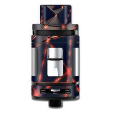 Skins Decals for Smok Mini TFV8 Big Baby Beast Tank Vape Mod / retro abstract a
