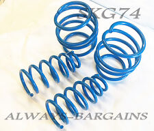 Manzo Lowering Springs Fits Mini Cooper Base / S R50 R53 2002-2007 4pcs SKG74