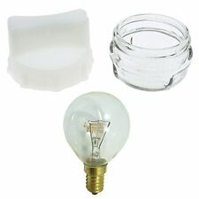 ORIGINALE Bosch Neff Fornello Forno Vetro Lampada COVER & Removal Tool + Gratuito Lampadina 40W