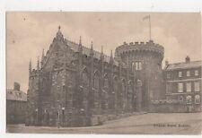 Chapel Royal Dublin Ireland 1908 Postcard 312a
