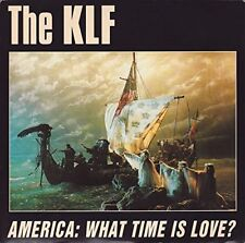 """KLF America: what Time is Love? (1991) [7"""" single]"""