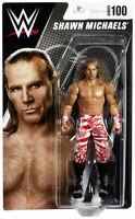 WWE Mattel Shawn Michaels Series 100 Basic Chase Variant Figure