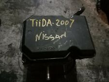 NISSAN TIIDA 2007 MODEL ABS PUMP  CONTROL MODULE 1.8 LITRE FITS 06-13 GENUINE