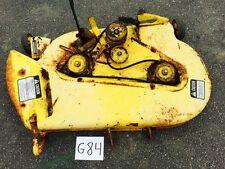 JOHN DEERE VINTAGE RIDE ON MOWER MODEL 60 70 100 MOWER DECK 34 in # E0920