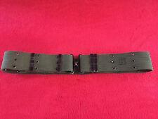 Vietnam Era US Army Web Combat Utility Pistol Belt Horizontal Weave M