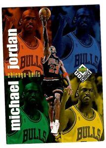 1998-99 UD Choice MICHAEL JORDAN CL #199 Chicago Bulls VG