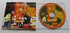 Scooter - Fire  - Extended Emergency - Maxi CD Single