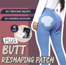 2X Butt Lift Shaping Patch Moisturizing Gentle Plant Extracts Buttock Lift Pads