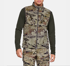 Under Armour Ridge Reaper Infil Ops Windstopper Hunting Vest Barren Camo SMALL