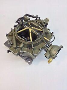 ROCHESTER 4GC 4JET CARBURETOR 1964-1966 CADILLAC V8
