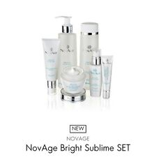 Oriflame NovAge Bright Sublime SET (Reduce Dark Spots) New