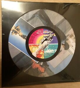 Pink Floyd ‎– Wish You Were Here picture disc original packaging lp vinyl