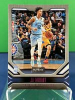Ja Morant 2019-20 Panini Chronicles Playbook Pink #168 RC Memphis Grizzlies