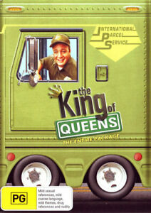 THE KING OF QUEENS: THE ENTIRE PACKAGE (SEASONS 1 - 9) [NEW DVD]