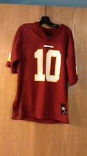 Robert Griffin III Washington Redskins NFL Players Jersey Youth L (14/16) EUC