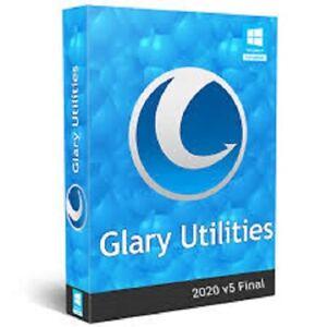 Glary Utilities Pro V 5.102⭐Livraison en quelques secondes⭐ pour 3 PC