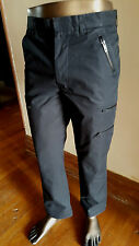 LOUIS VUITTON Made in France BIKER STYLE PANTS - Size 32