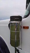 """International Truck 11"""" External Cleaner Pre-filter Pair Peterbilt Kenworth"""
