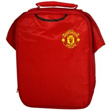 Manchester United Kit Lunch Bag - Football Official School Fc Gift Club Box New