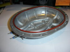 parte inferiore caldaia con resistenza per vaporelle polti- ricambio originale