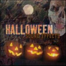 Various Artists: Halloween Sound Effects  Audio Cassette
