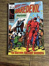 Marvel Comics Group Daredevil #62 NM