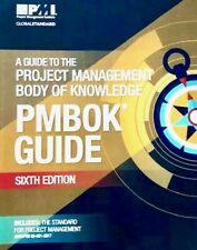 A Guide To The Project Management Body Of Knowledge (6th Edition)(P.D.F)