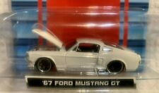 MAISTO - PRO RODZ - '67 FORD MUSTANG GT - WHITE - REAL RUBBER - VHTF
