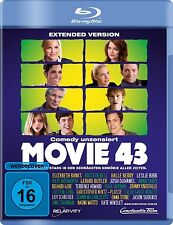 MOVIE 43 - Emma Stone,Gerard Butler, Richard Gere, Halle Berry  BLU-RAY NEU