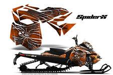 SKI-DOO REV XM SUMMIT SNOWMOBILE SLED GRAPHICS KIT WRAP CREATORX SPIDERX SXOD