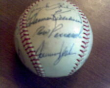 1967 Autographed Baseball Twins/White Sox -Killebrew, Carew and more!